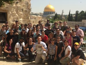 Honeymoon Israel 2015