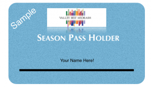 Sample Season Pass - Standard