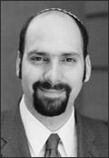 Rabbi David Almog