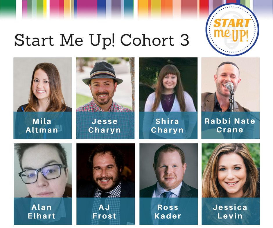 Start Me Up! Cohort 3