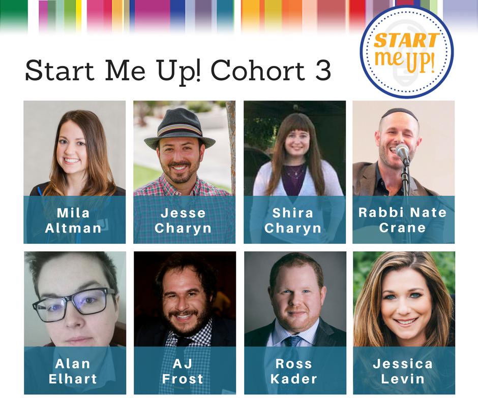 Start Me Up! Cohort 3